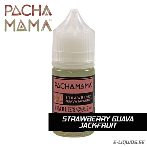 Strawberry Guava Jackfruit - Pacha Mama