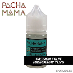 Passion Fruit Raspberry Yuzu - Pacha Mama