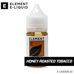 Honey Roasted Tobacco - Element E-Liquid