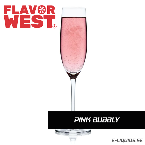 Pink Bubbly - Flavor West