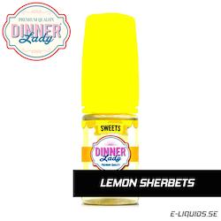 Lemon Sherbets - Dinner Lady