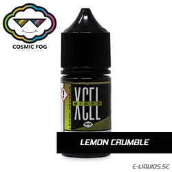 Lemon Crumble - Cosmic Fog (XCEL SIXTY)