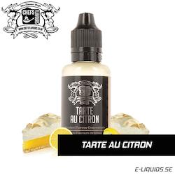 Tarte Au Citron - Chef's Flavours