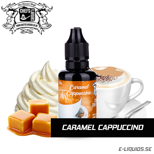 Caramel Cappuccino - Chef's Flavours