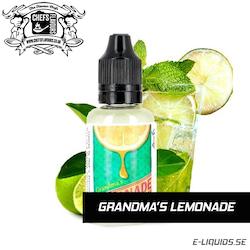 Grandma's Lemonade - Chef's Flavours