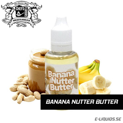 Banana Nutter Butter - Chef's Flavours