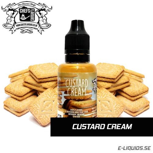 Custard Cream - Chef's Flavours