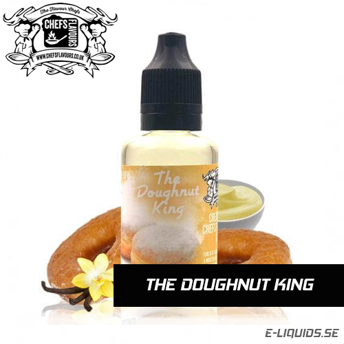 The Doughnut King - Chef's Flavours