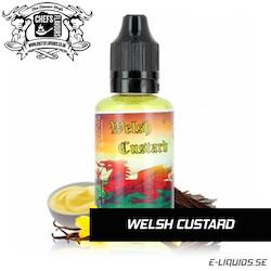 Welsh Custard - Chef's Flavours