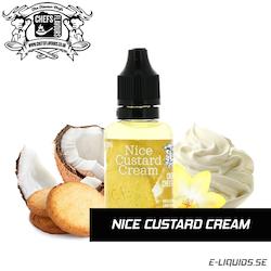 Nice Custard Cream - Chef's Flavours