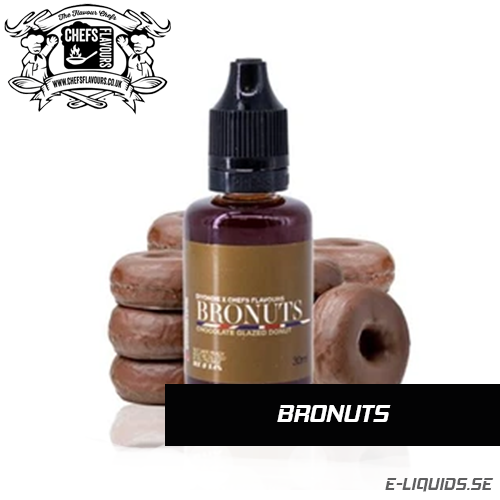 Bronuts (DIYORDIE) - Chef's Flavours