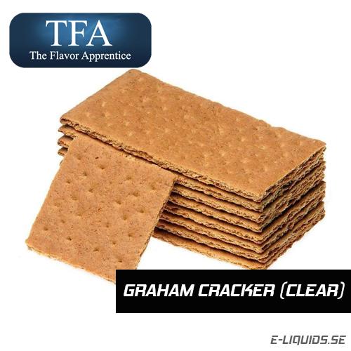 Graham Cracker (Clear) - The Flavor Apprentice