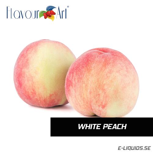 White Peach - Flavour Art
