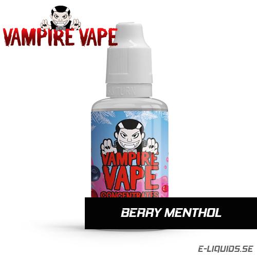 Berry Menthol - Vampire Vape