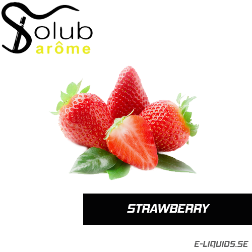 Strawberry - Solub Arome