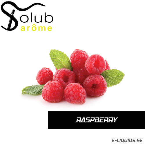Raspberry - Solub Arome
