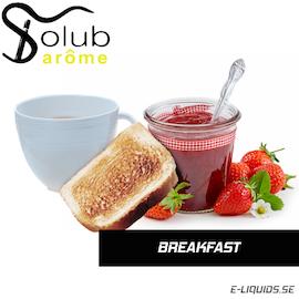 Breakfast - Solub Arome