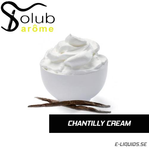 Chantilly Cream - Solub Arome