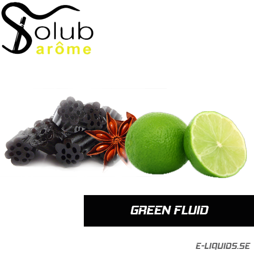 Green Fluid - Solub Arome
