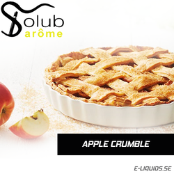 Apple Crumble - Solub Arome