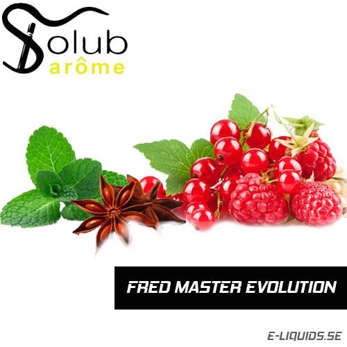 Fred Master Evolution - Solub Arome