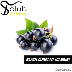 Black Currant (Cassis) - Solub Arome