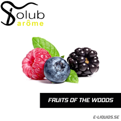 Fruits of the Woods - Solub Arome