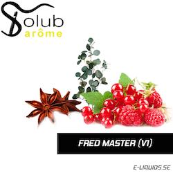 Fred Master (V1) - Solub Arome