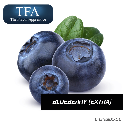 Blueberry Extra - The Flavor Apprentice