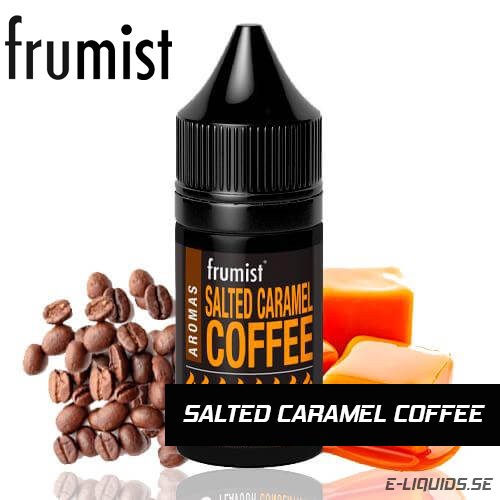 Salted Caramel Coffee - Frumist