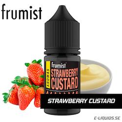 Strawberry Custard - Frumist