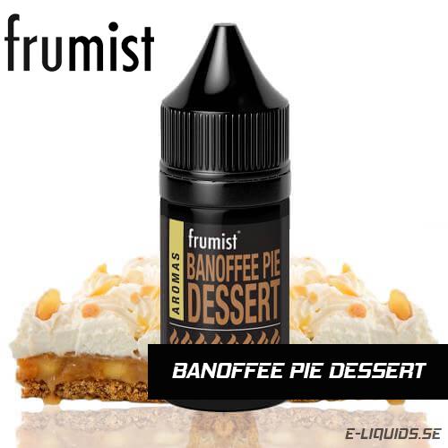 Banoffee Pie Dessert - Frumist