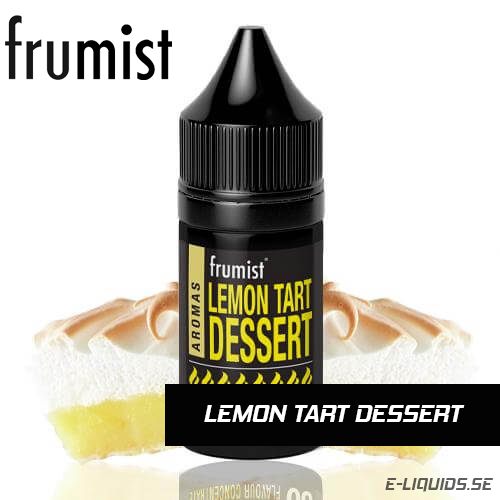 Lemon Tart Dessert - Frumist