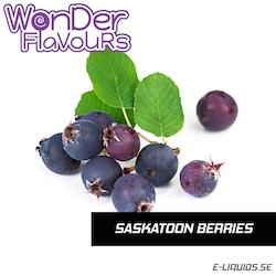 Saskatoon Berries - Wonder Flavours