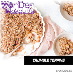 Crumble Topping - Wonder Flavours