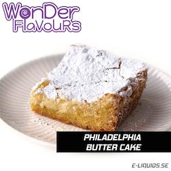Philadelphia Butter Cake - Wonder Flavours