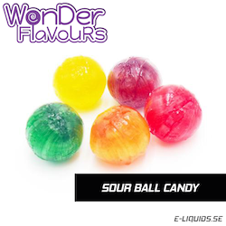 Sour Ball Candy - Wonder Flavours