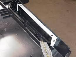 Reparationssats innerpanel baklucka Volvo745, 945.