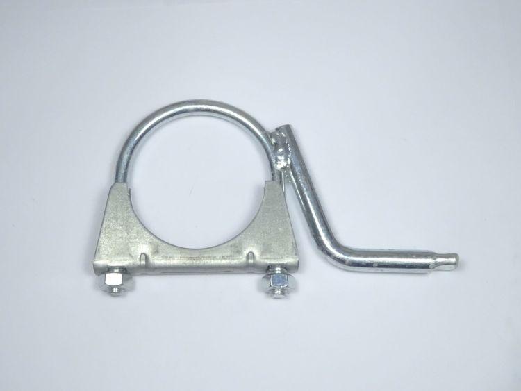 Avgasfäste mittre 60 mm  S80 07-,   V70 08- (46008)