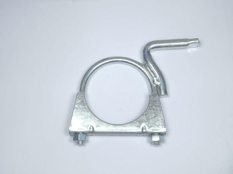 Avgasfäste bakre 64 mm  C30, C70, S40, V50  (46010)