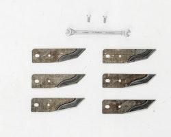 Al-Ko Robolinho Knivset (3 set)