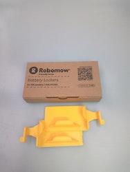 Robomow RX batterihållare (2 delar)