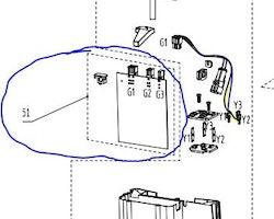 PowerWorks/Grenworks/Cramer laddstationskort / CS Board