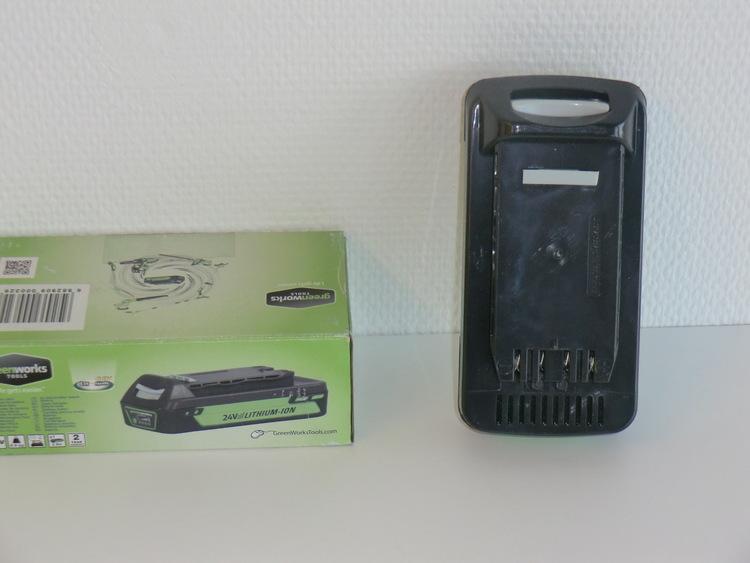 Greenworks Batteri 2 ah