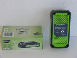 Greenworks Batteri 2 ah