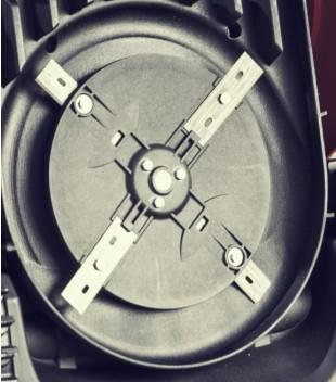 Al-Ko Knivplatta 230mm 1200/2000