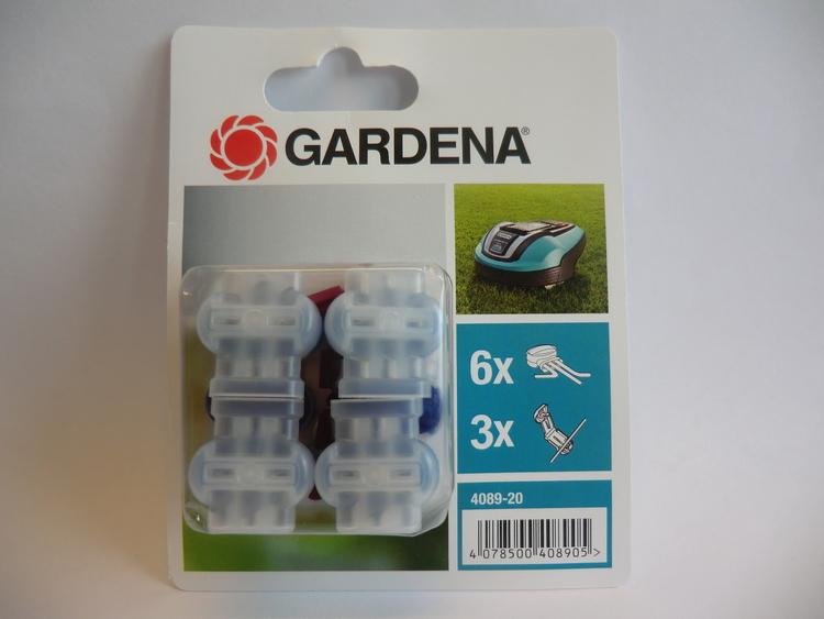 Gardena Kopplingssats 4089-20