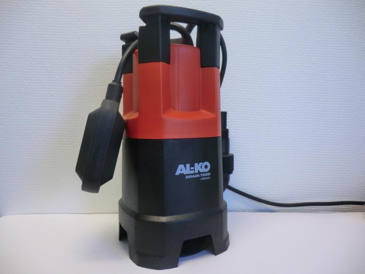 Al-Ko Dränkbar pump 7000