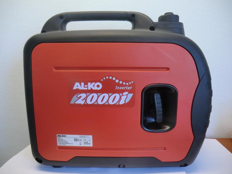 AL-KO Elverk (Inverter AL-KO   2000i)   Art:130933