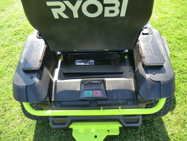 Ryobi ZT480ex